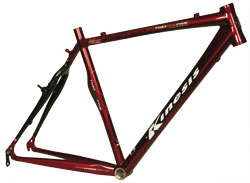 KINESIS KC-215 CycloCross Rahmen SPF SuperPlasticForming